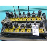 BT-40 Taper Tooling and Rack