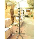 Extra Large Saucer Iron Display - (For Various Plant Pots) - Unchecked & Boxed.