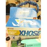 | 3X | XHOSE 50FT | UNCHECKED AND BOXED | NO ONLINE RE-SALE | SKU C5060191461078 | RRP £29:99 |