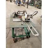 Victor Portable Track Torch Cutting Machine, M# VCM 200, S/N CM 14 | Rig Fee: $45