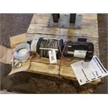 Dayton Electric Winch, M# 4ZY95 | Rig Fee: $20