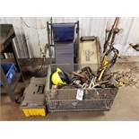 Lot of Assorted Hand Tools | Rig Fee: $35