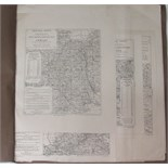 Lot 388 - Atlas - Ordnance Survey of Ireland, Atlas containing 32 Index maps to the Counties of Ireland,