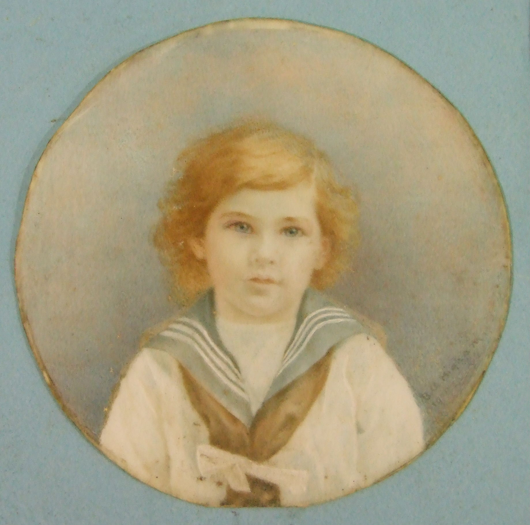 Lot 24 - 19th century English School PORTRAIT OF WILLIAM HAY DRESSED IN MILITARY UNIFORM Unsigned