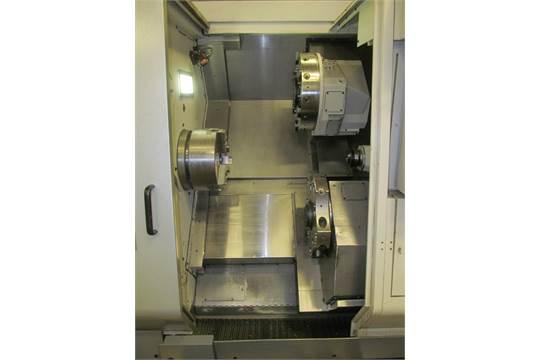 Okuma Model Simulturn LU400-M 5-Axis CNC Turning & Milling