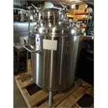 Precision Stainless 60 Gallon 316L Stainless Steel Jacketed Tank