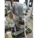 Hobart Model H-600 2HP Planetary Mixer With Bowl, Whisk, And Accessories