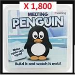 1800 x Melt Again Penguins RRP £10800