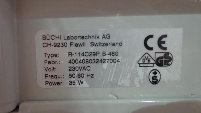 buchi water bath b480 manual