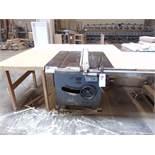 "Tannewitz 12"" Table Saw"