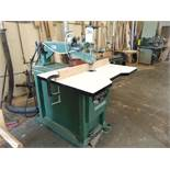 """(1993) CR Onsrud mod. 36210 Inverted Router 36"""" Throat; S/N 9336705"""