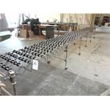 "Flex Type Conveyor, 24'L x 24""W"