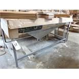 Downdraft Sanding Table, 2' x 6'