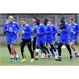 Everton FC invites you to watch the club train,meet players, and a tour with the club ambassador