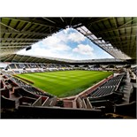 Swansea City Premier League matchday experience for two people including meeting manager & players