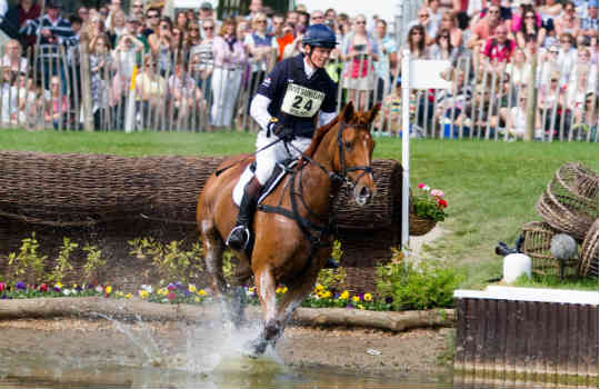 Lot 5 - Badminton Horse Trials invite you and 3 guests to enjoy a VIP experience
