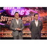 Ant and Dec invite you to watch hit award-winning Saturday Night Takeaway live in the studio