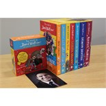 David Walliams personally donates his signed collection of books, audio CD & signed photograph.