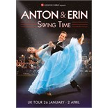 Strictly Come Dancing Star Anton du Beke invites 2 guests to meet him on his tour of Swing Time