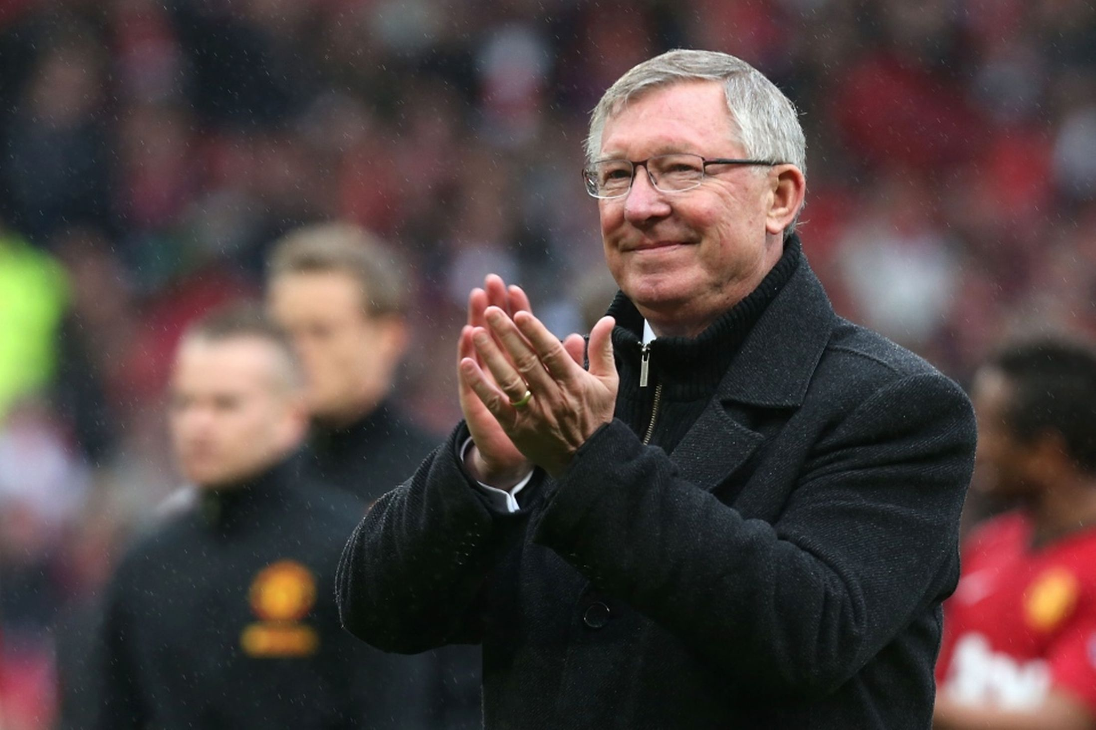 Lot 2 - Meet legendary former Manchester United manager Sir Alex Ferguson, game & hospitality Old Trafford