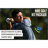 Nike golf kit package