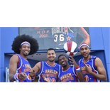 VIP experience watching the world famous Harlem Globetrotters in London for four guests