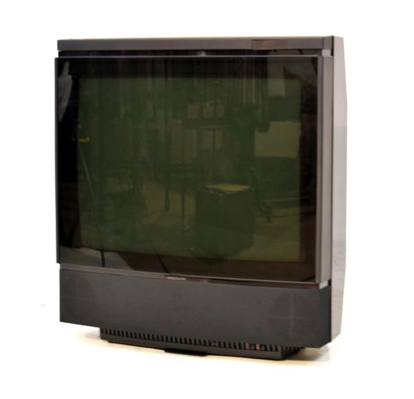 Lot 28 - Bang & Olufsen Beovision MX4000 television with remote (sold as seen) Condition: