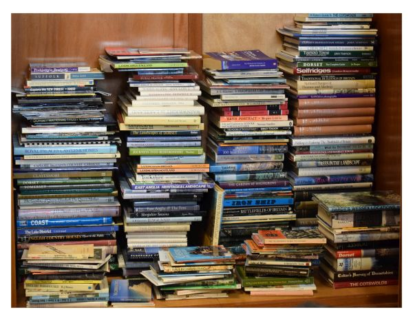 Lot 46 - Large collection of books to include; Wainwright Walking Guides, Local and National Historic