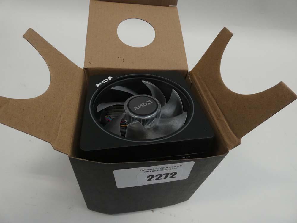 AMD processor fan