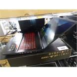 MSi GF63 Thin 9SC laptop intel core i7 9th gen processor, 8gb ram 128gb ssd, 1tb storage, GTX 1650