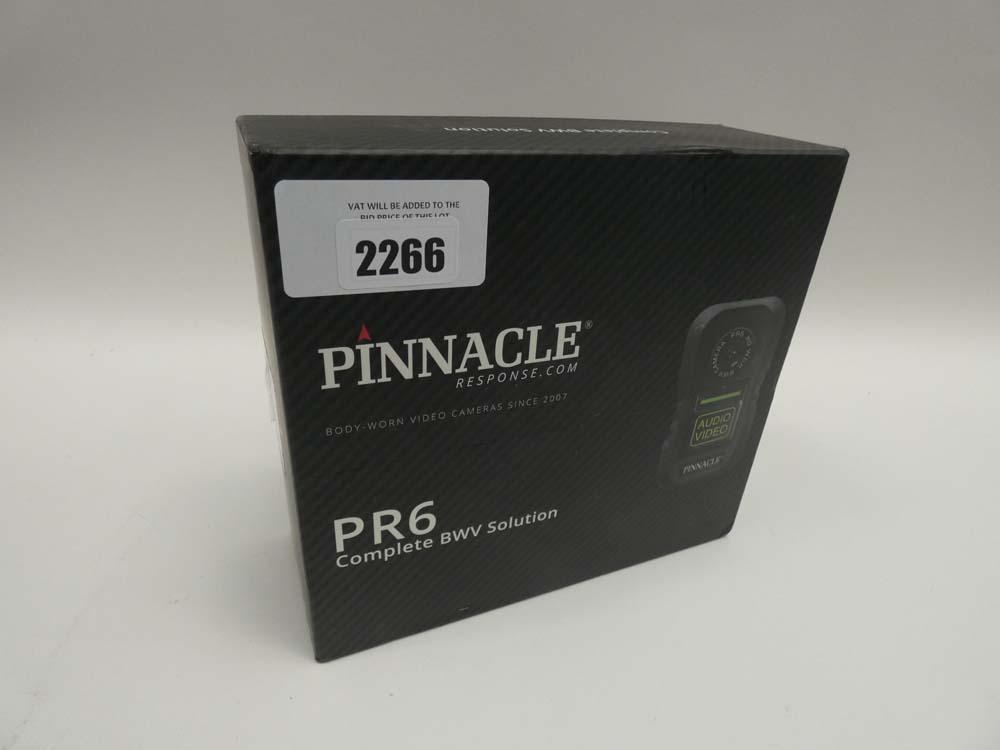 Pinnacle PR6 body-worn camera