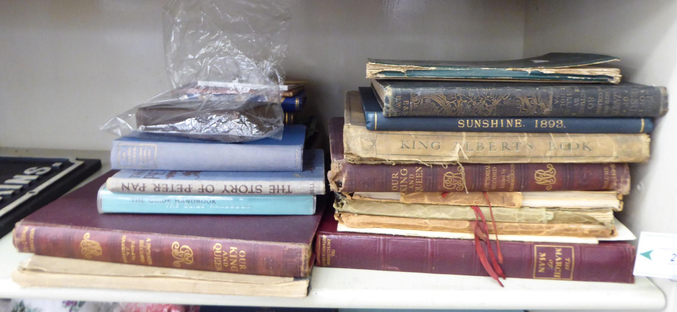 Lot 21 - Books,