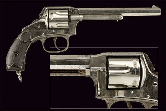 hopkins and allen revolver serial numbers