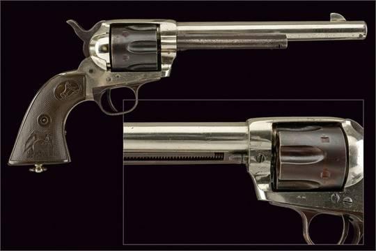 Colt revolver dating