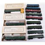 Collection of Hornby Railways locomotives and coaches