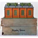 Hornby Series 0 gauge boxed E2E Engine Shed