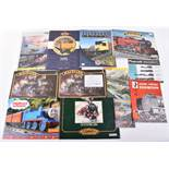 Quantity of Model Train Catalogues/Leaflets