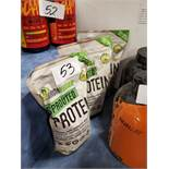 Qty of 3 IronVegan Sprouted Protein