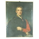 After Sir Thomas Lawrence (1769-1830) PORTRAIT, DUKE OF WELLINGTON IN MILITARY UNIFORM Unsigned