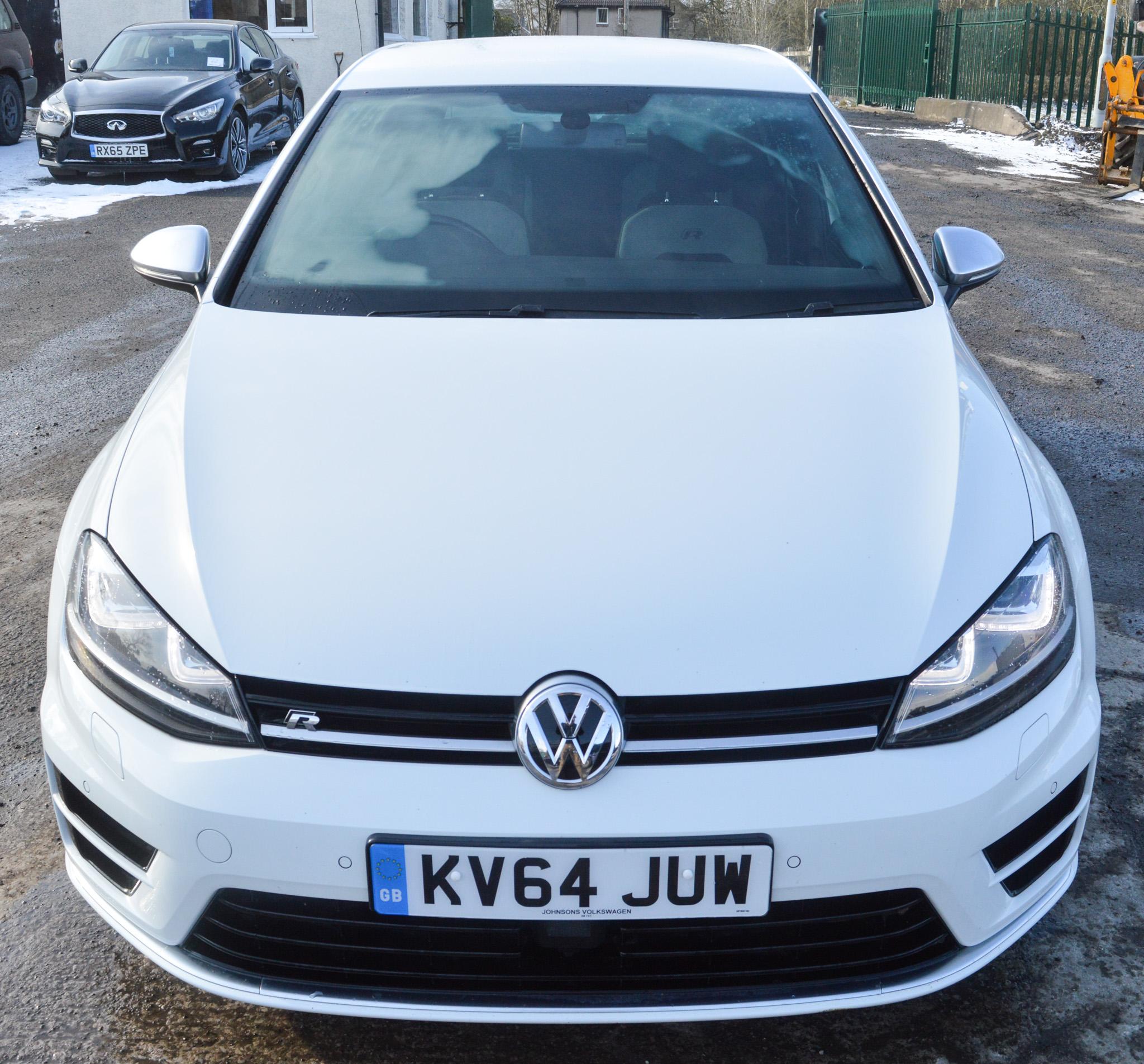 Volkswagen Golf 2.0 TSI BlueMotion Tech R DSG 4MOTION (s/s