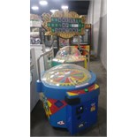 WHEEL OF FORTUNE TICKET REDEMPTION GAME I.C.E.