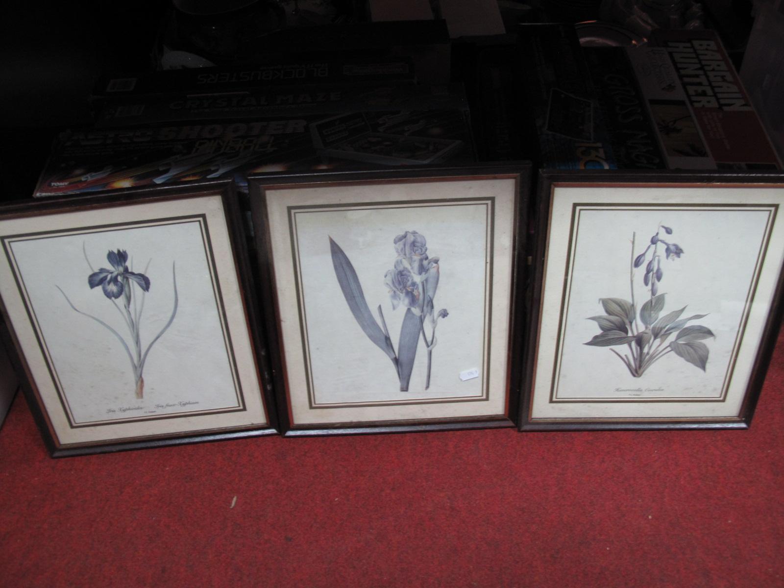 Lot 574 - Coaching Lamp, camera's, horse brasses, photos, prints, etc:- One Box