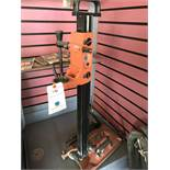 Diamond Products Core Bore Adjustable Height Drill Stand