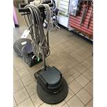 Powr Flite #M201HD-3, 1.5HP, Circular Floor Machine