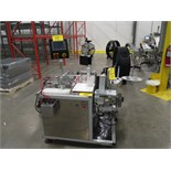 SPEEDWAY PACKAGING MACHINE LTD. PACK LEADER, PL-501D, .25HP PAIL LABEL | RIGGING/LOADING FEE: $150