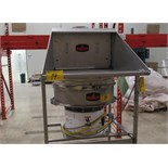 2015 KASON VIBRATORY SIFTER MODEL K-SERIES KBDS-30-SS, JOB # K-31970 W | RIGGING/LOADING FEE: $250