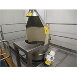 MIDWESTERN INDUSTRIES MLF-30S SIFTER W/2.038 HP, TENV MOTORS, 230/460V | RIGGING/LOADING FEE: $300