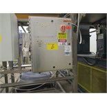 RBL SERVICES 600 VAC - 30 AMP BULK STATION POWER SUPPLY PANEL W/SIFTER | RIGGING/LOADING FEE: $200