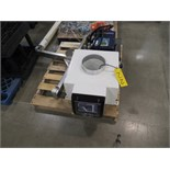 FORTRESS STEALTH FLOW THROUGH METAL DETECTOR W/DIGITAL CONTROL, 110V | RIGGING/LOADING FEE: $50
