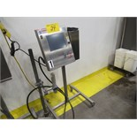 2009 LEIBINGER JET 3 INK JET DATE CODE MARKING SYSTEM W/DIGITAL CONTRO | RIGGING/LOADING FEE: $25